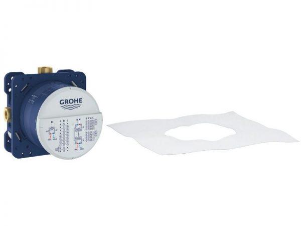 Univerzalni ugradbeni dio za termostatsku armaturu GROHE Rapido Smartbox 35600000