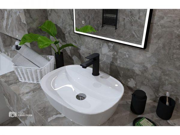 Miješalica (slavina) za umivaonik VOXORT Tea black V97102