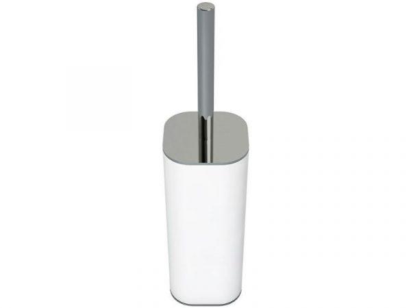 WC četka visoka 6225 VOXORT bijela/chrom N13620