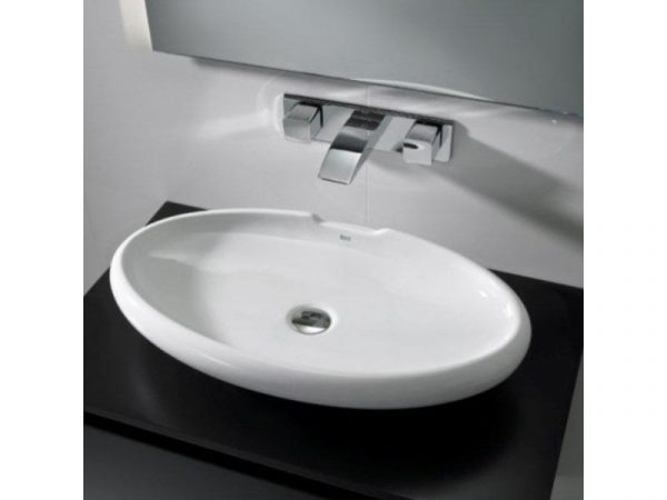 Umivaonik 65x45cm na ploču ROCA Urbi 5 A327229000