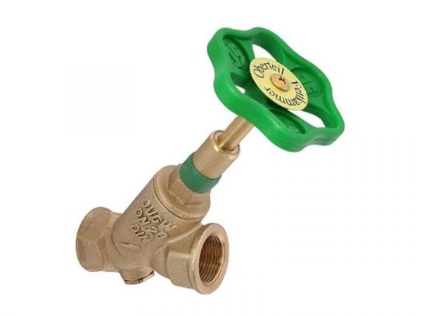 Ventil kosi s nepovratnim ventilom SCHLOESSER 1615