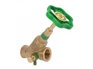 Ventil kosi s ispustom i nepovratnim ventilom SCHLOESSER 1620