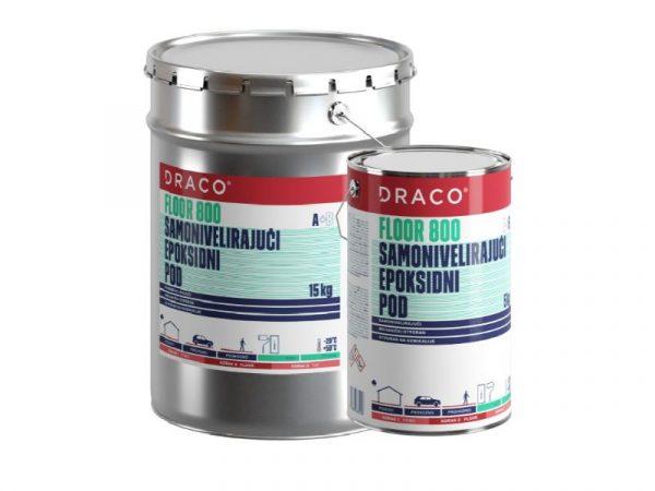 Premaz DRACO Floor 800 A 4kg ili 20kg
