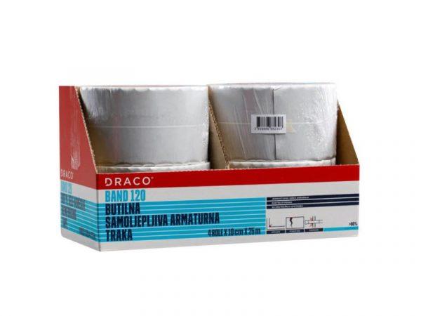 Traka DRACO Band 120 10cmx10m