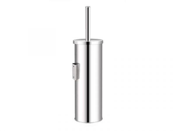 WC četka viseća sa poklopcem inox AWD02021445
