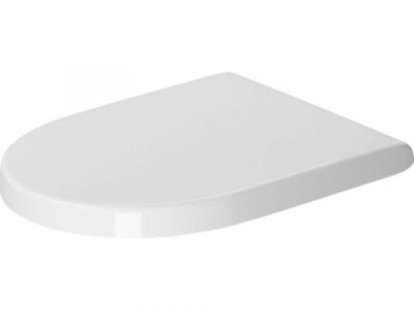WC sjedalo (daska) soft close DURAVIT Strack 3 0063890000
