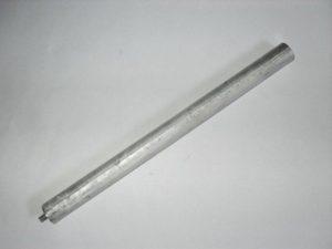 Magnezijska anoda za zaštitu spremnika bojlera od korozije 22x300mm-M6x10mm-230 V-2kW METALAC M-075407