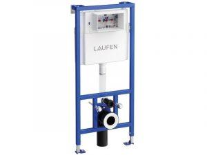 Ugradbeni podžbukni vodokotlić LAUFEN (6/3L) CW1 9466.0.000.000.1