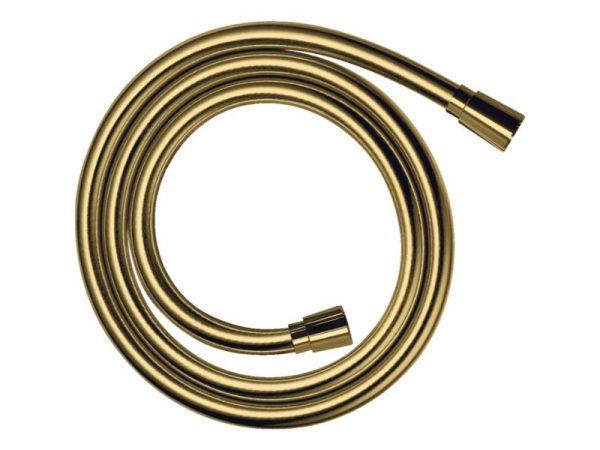 Crijevo za tuš 1,60m HANSGROHE Isiflex zlatno 28276990