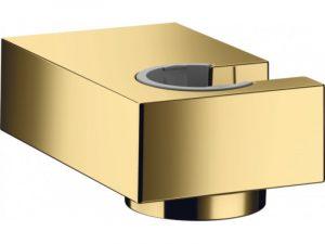 Držač tuša fiksni HANSGROHE Porter E zlatni 28387990