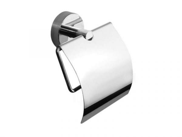 Držač WC papira s poklopcem UNO chrome 14 03