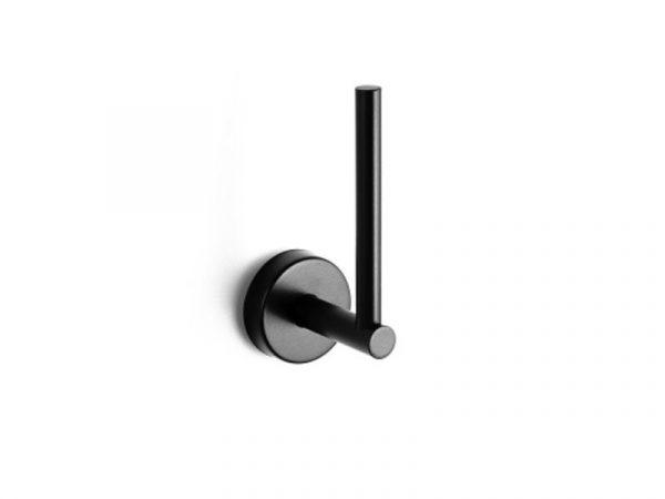 Držač WC papira vertikalni UNO matt black 14 09 55