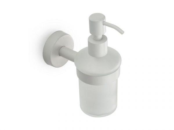 Držač posude za tekući sapun UNO white matt 18 01 66