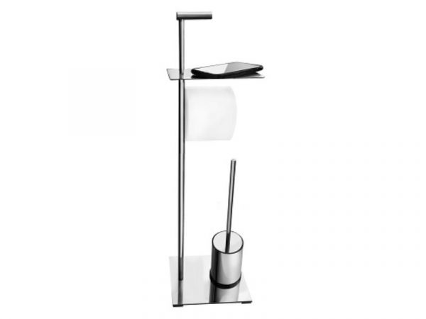 Držač WC četke samostojeći EXTRA chrome 96 61