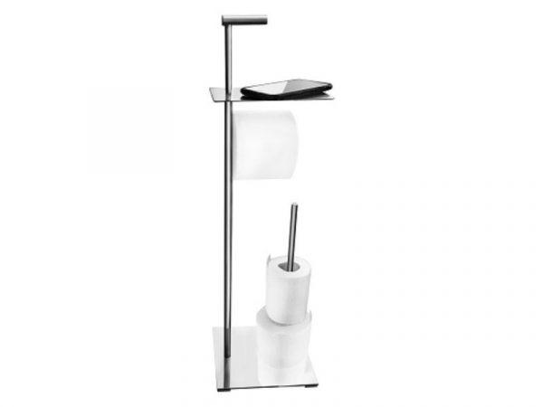 Držač WC papira samostojeći EXTRA chrome 96 62