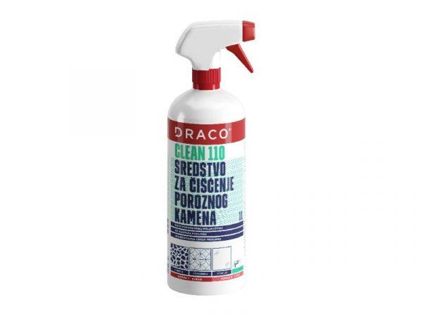Sredstvo za čišćenje i odstranjivanje gljivica i plijesni DRACO Clean 110 1l